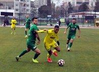 Kırklarelispor - Fenerbahçe karşılaşmasından kareler...