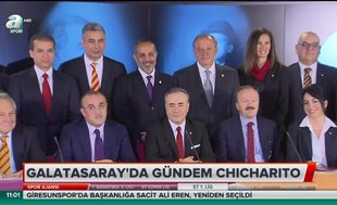Galatasaray'da gündem Chicharito