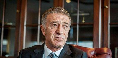 Trabzonspor Başkanı Ahmet Ağaoğlu: 14 puanımız gitti