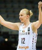 Bellona Kayseri Basketbol Ann Wauters'i transfer etti