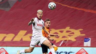 Son dakika spor haberleri: TFF Tahkim Kurulu Trabzonsporlu Berat Özdemir'in iki maçlık cezasını onadı