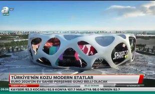 Türkiye modern statlarıyla Euro 2024'e aday