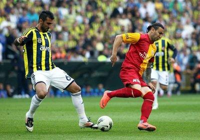 Fenerbahçe - Galatasaray (Süper Lig 6. hafta)