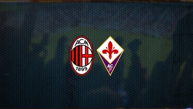 Milan - Fiorentina maçı ne zaman, saat kaçta ve hangi kanalda canlı yayınlanacak? | İtalya Serie A