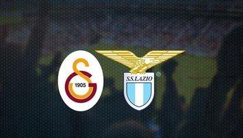 Galatasaray - Lazio maçı saat kaçta ve hangi kanalda?