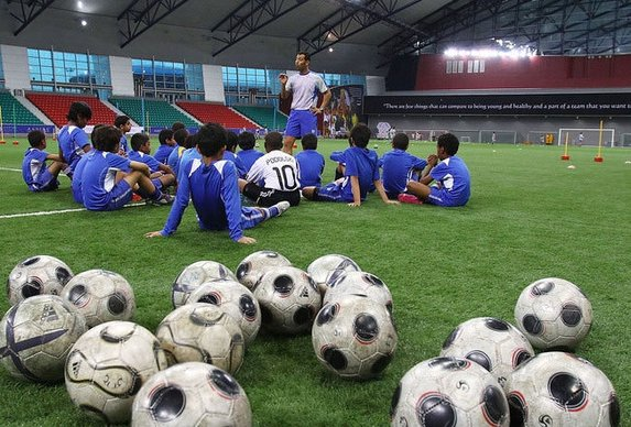 Futbolcu Fabrikaları
