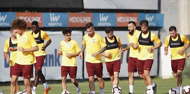 Galatasaray'ın ilk rakibi Leipzig