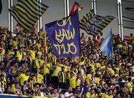 Fenerbahçe-Gazişehir mücadelesinden kareler!