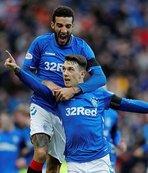 Old Firm'i Rangers kazandı