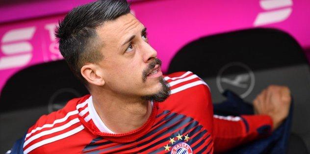 Sandro Wagner, milli takımı bıraktı