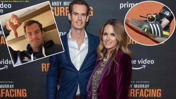 Ünlü tenisci Andy Murray hırsızdan yardım istedi!