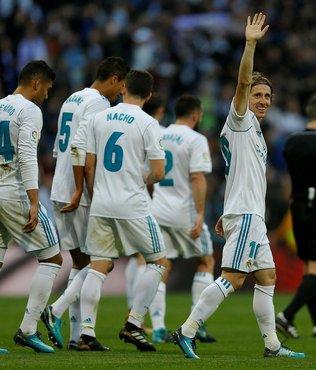 Real Madrid, Emre'li Deportivo'yu '7' bitirdi!
