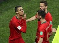 Ronaldo'dan Messi'ye gönderme