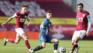 Burnley-Arsenal: 1-1 (MAÇ SONUCU-ÖZET)