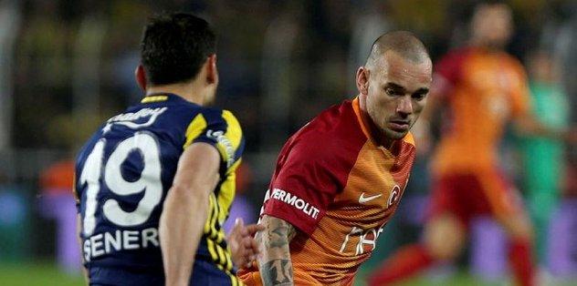 Sneijder'e kilit