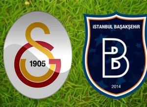 Galatasaray-Başakşehir! İşte muhtemel 11'ler