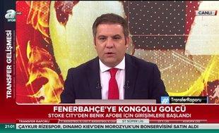 Fenerbahçe'ye Kongolu golcü | Video haber