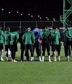 Çaykur Rizespor Kasımpaşa maçı hazırlıklarına başladı