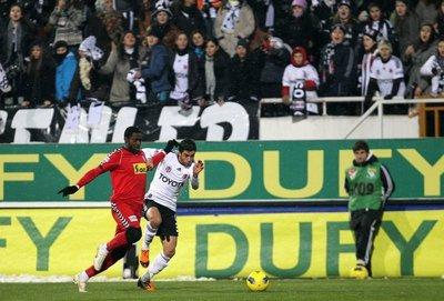Beşiktaş 0-1 Mersin İdman Yurdu