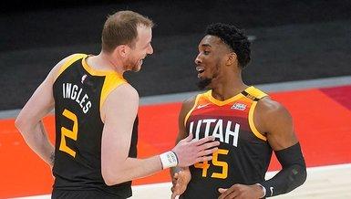 Son dakika spor haberi: Utah Jazz-Orlando Magic: 137-91