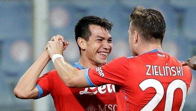 Sampdoria 0-4 Napoli (MAÇ SONUCU - ÖZET)