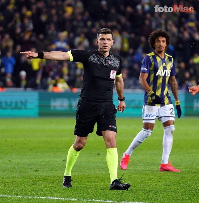 Fenerbahçe'den olay yaratacak iddia! 'Penaltıyı ona bilerek söylemedi'