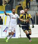 Ankara'da gol sesi çıkmadı