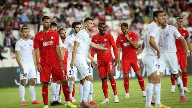 Sivasspor Petrocub: 1-0 (MAÇ SONUCU - ÖZET)