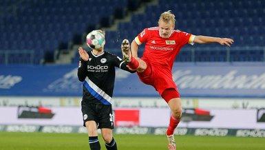 Arminia Bielefeld - Union Berlin: 0-0 (MAÇ SONUCU - ÖZET)