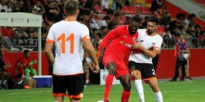 Kayserispor'un 8 maçı da Cumartesi günü oynanıyor