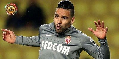 UEFA ve Falcao'dan Monaco gafı