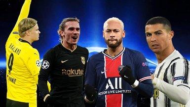 İşte UEFA Şampiyonlar Ligi'nde gecenin sonuçları!