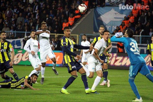 Fenerbahçe Şener'in yerini o isimle dolduracak!