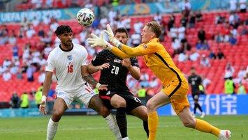 İngiltere oynadı Hırvatistan baktı