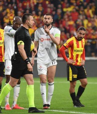 Beşiktaş'tan Göztepe maçı açıklaması! Tahkim...