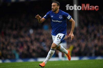 Cenk Tosun'a kötü haber! Everton golcü alıyor
