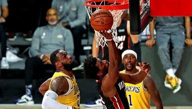 Miami Heat 96–102 Los Angeles Lakers | MAÇ SONUCU