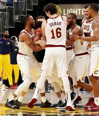 Cavaliers son saniyede kazandı
