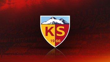 Kayseri'ye el birliğiyle destek