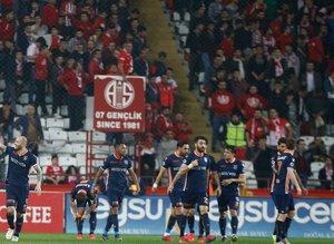 Antalyaspor - Başakşehir maçından kareler