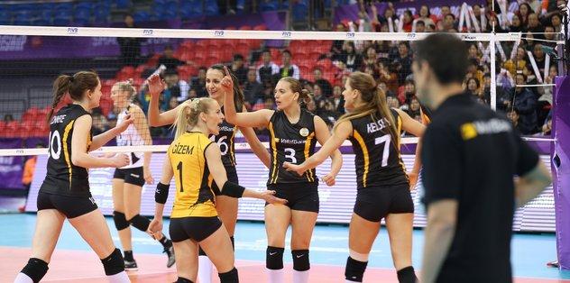 VakıfBank, Dünya Şampiyonası'nda finalde