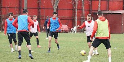 Gençlerbirliği Denizlispor maçına hazırlanıyor