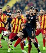 """Galatasaray """"sakat""""a geldi"""