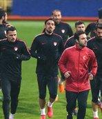 A Milli Futbol Takımı'nın mesaisi yarın başlayacak