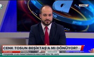 Cenk Tosun Beşiktaş'a mı dönüyor? İşte cevabı...