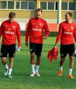 Kayserispor'da Beşiktaş mesaisi sürüyor