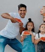 Karpuzlu Falcao ailesi