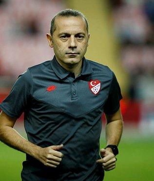 Cüneyt Çakır Napoli-Genk maçını yönetecek