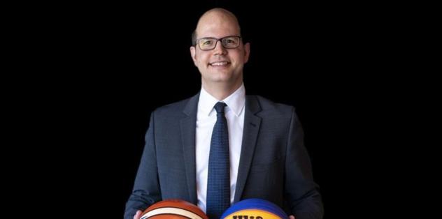 FIBA'nın yeni Genel Sekreteri Andreas Zagklis