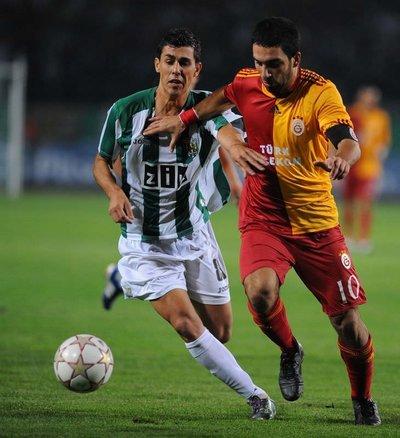 Karpaty - Galatasaray (UEFA Avrupa Ligi Play-Off turu rövanş maçı)